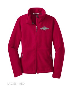 RLCC - Full Zip Fleece - Ladies