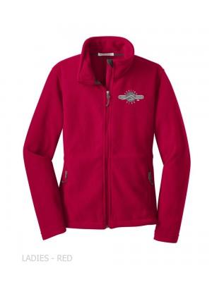 RLCC - Full Zip Fleece - Ladies